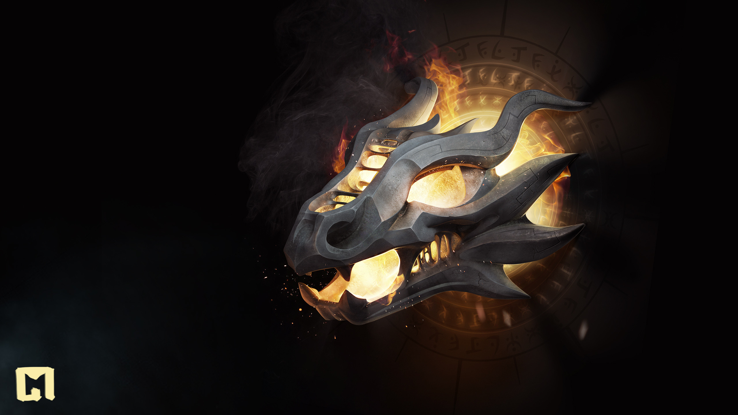 Dragon Games Of Thrones Hd - HD Wallpaper