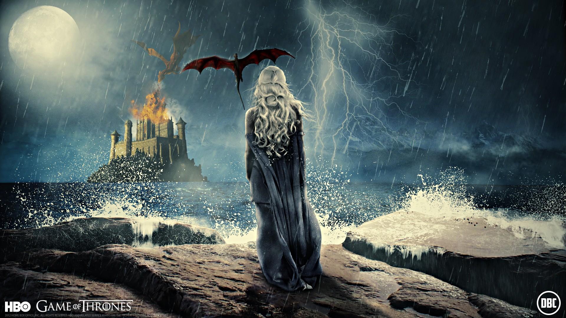 Game Of Thrones Full Hd - HD Wallpaper