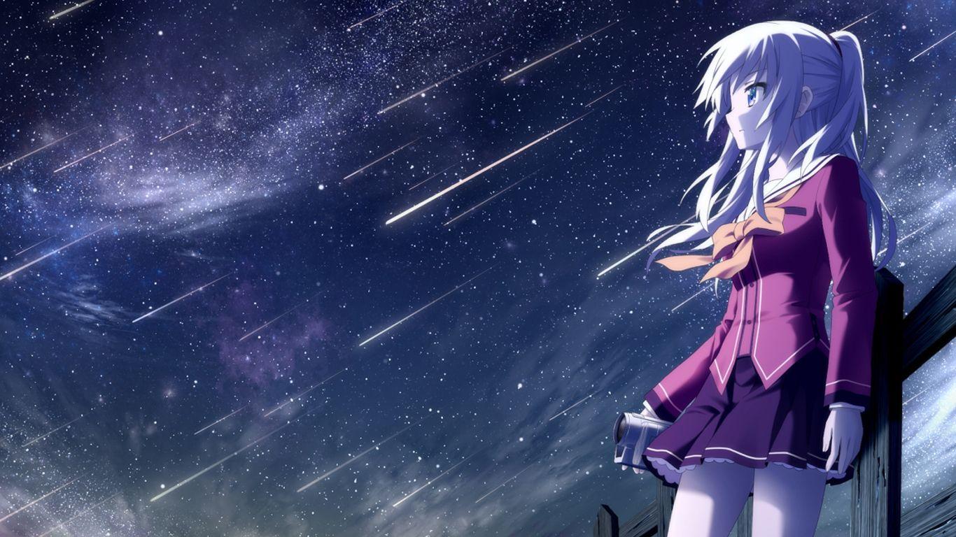 Anime Pc Wallpaper Hd - HD Wallpaper