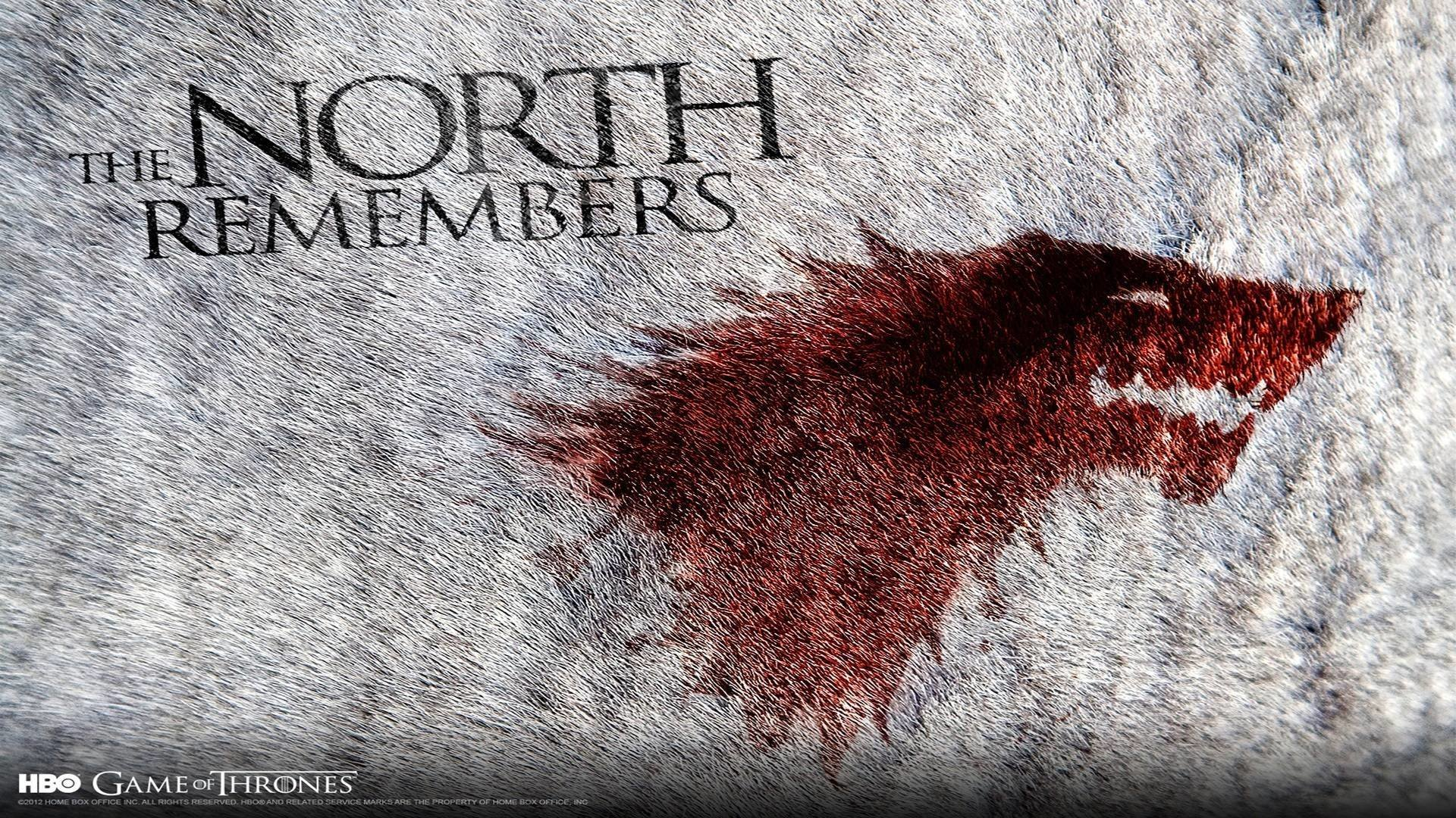 Awesome Game Of Thrones Free Wallpaper Id - Game Of Thrones Wallpaper The North Remembers - HD Wallpaper