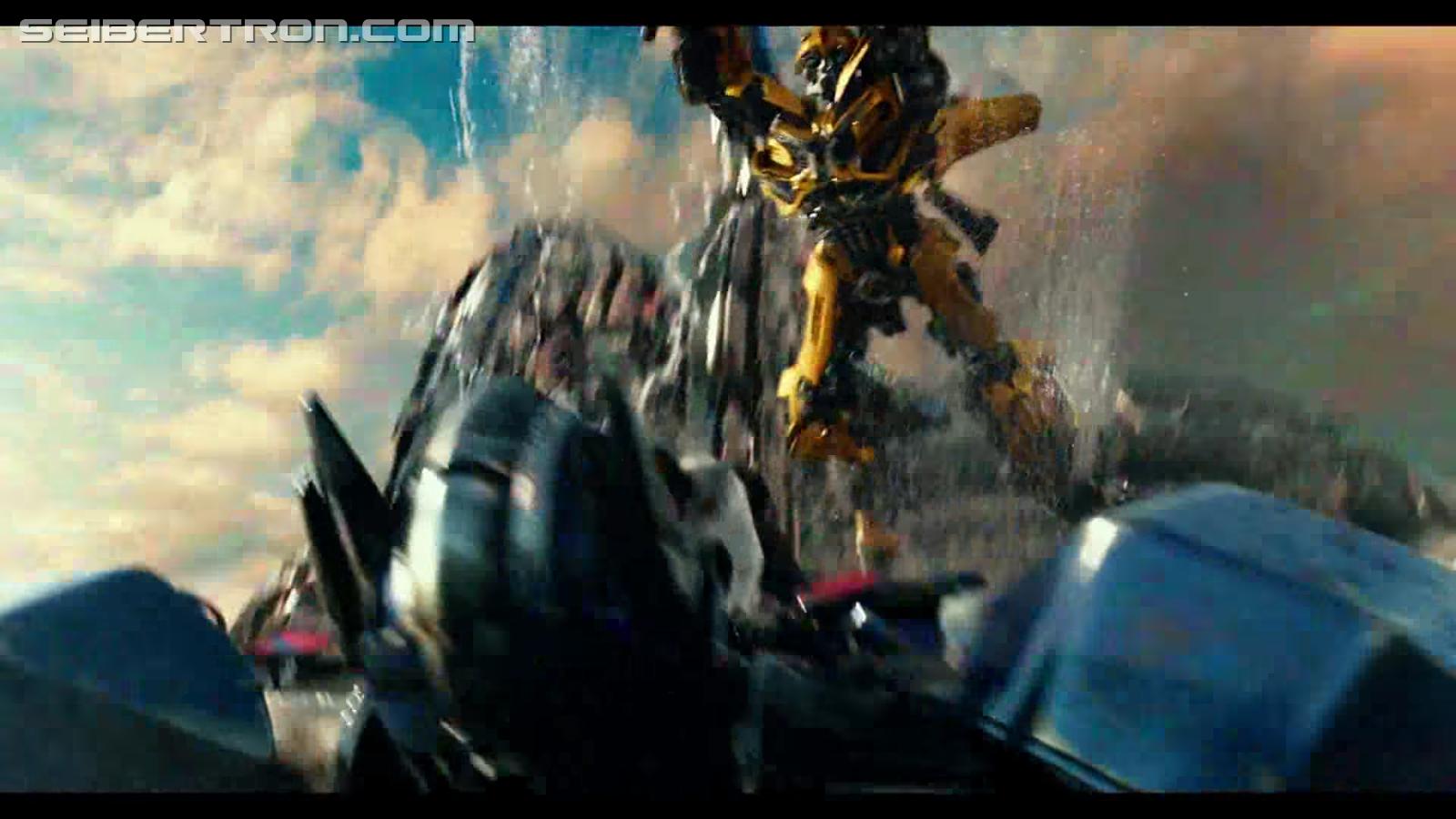 Leaked Transformers - Transformers 5 Bumblebee Y Optimus Prime - HD Wallpaper