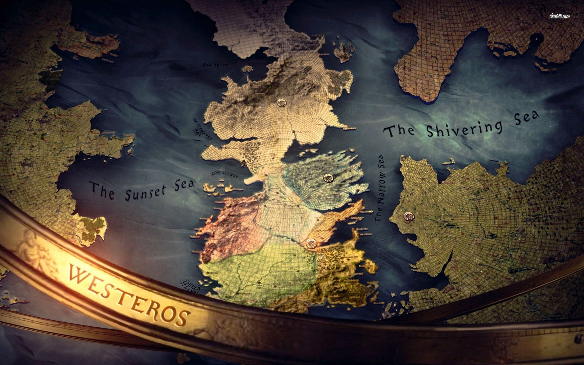 4k Ultra Hd Images Collection Of Game Thrones - Game Of Thrones Far North - HD Wallpaper