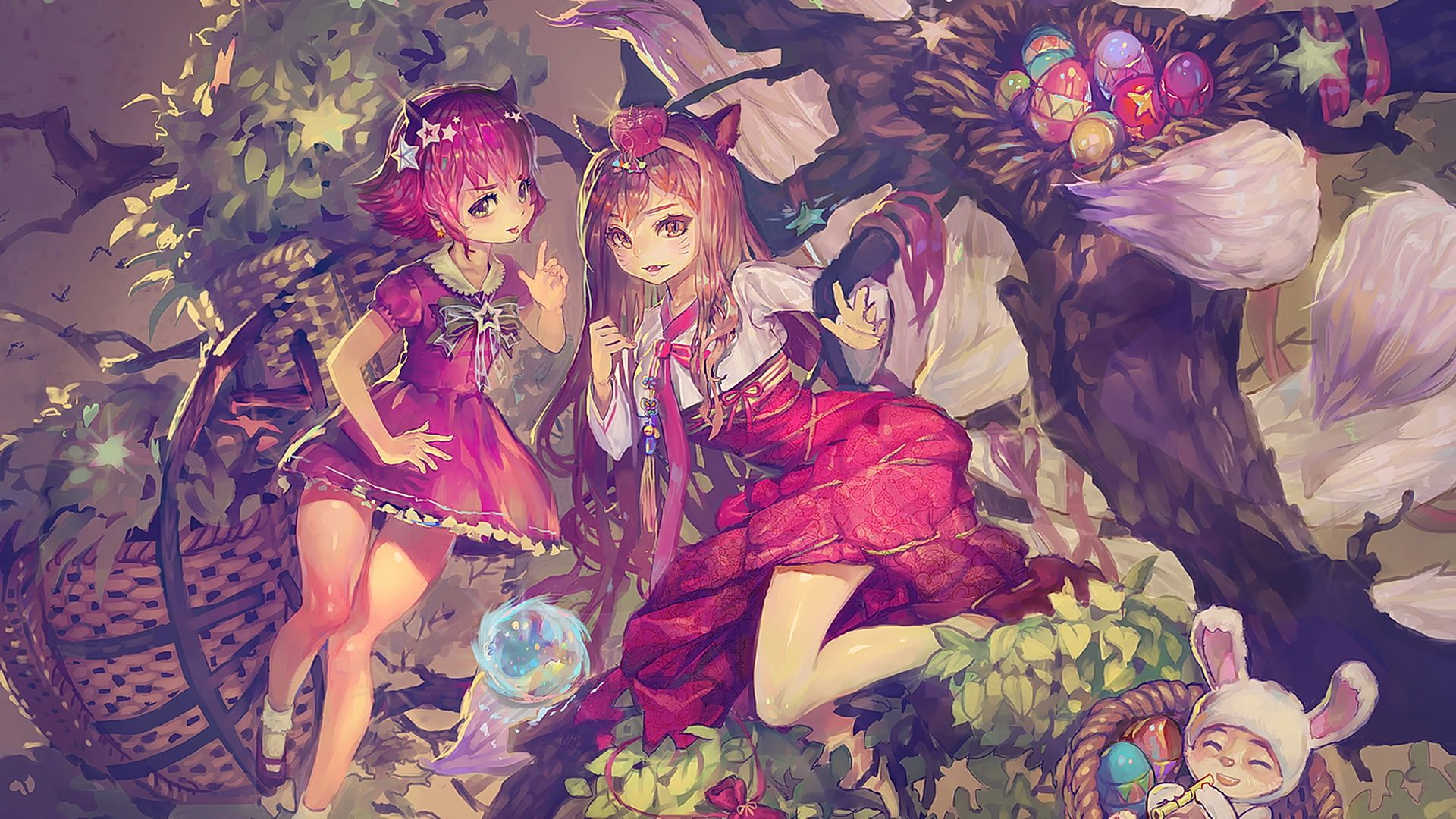 Anime Wallpaper Free Hd Wallpapers Backgrounds Download - Anime Christmas Wallpaper 4k - HD Wallpaper