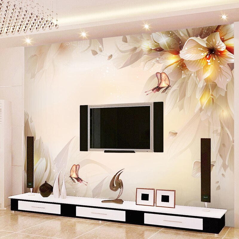 Living Room Bedroom Wall Painting Designs - HD Wallpaper