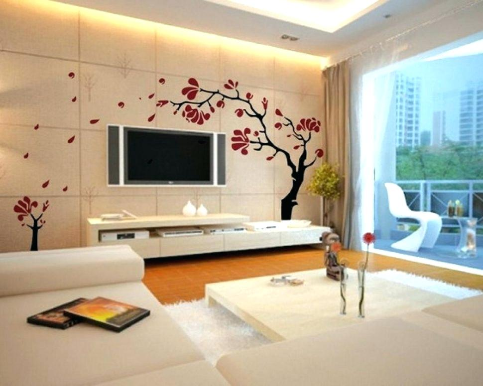 Living Room Wallpaper Ideas Room Wallpaper Ideas Grey - Wall Designs For Drawing Room - HD Wallpaper