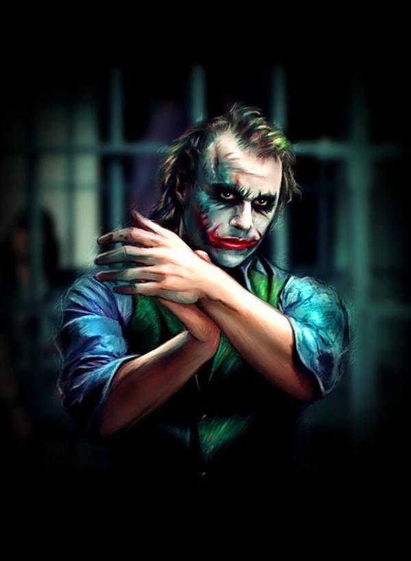 Joker Sad Wallpaper Hd 600x818 Wallpaper Teahub Io