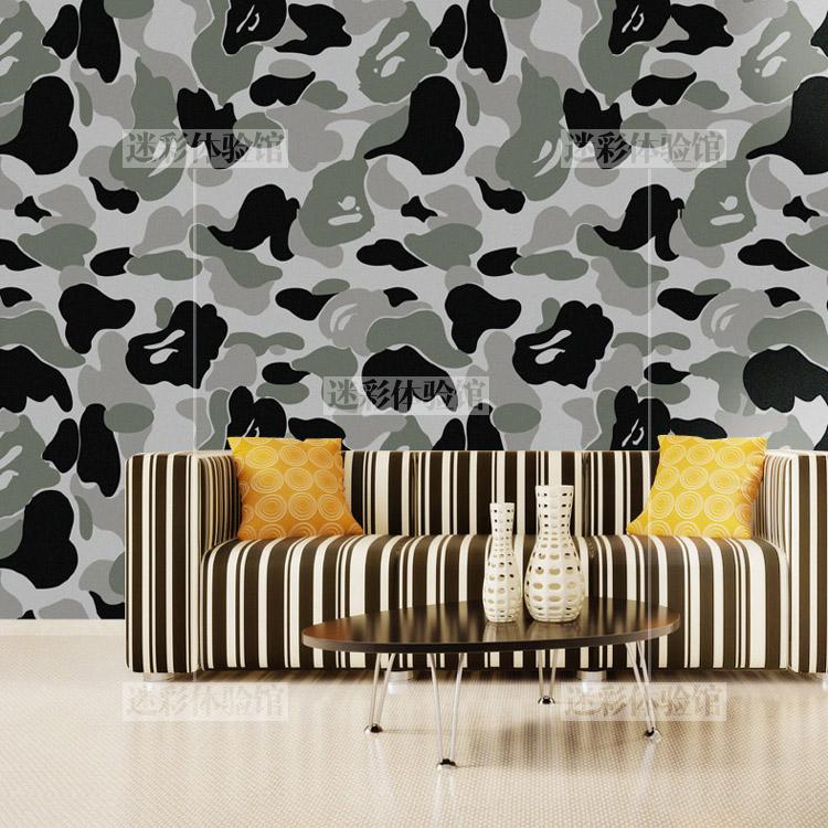 Bedroom Dining Room Wallpaper Children S Room Bape - A Bathing Ape - HD Wallpaper