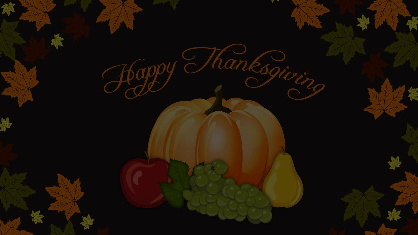 Elegant Free Thanksgiving Live Wallpaper Zolibebe Hd - Happy Thanksgiving Desktop Backgrounds - HD Wallpaper