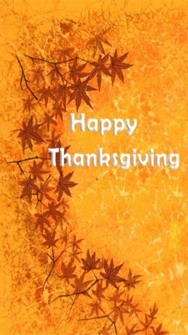 Thanksgiving Screensavers For Iphone - HD Wallpaper