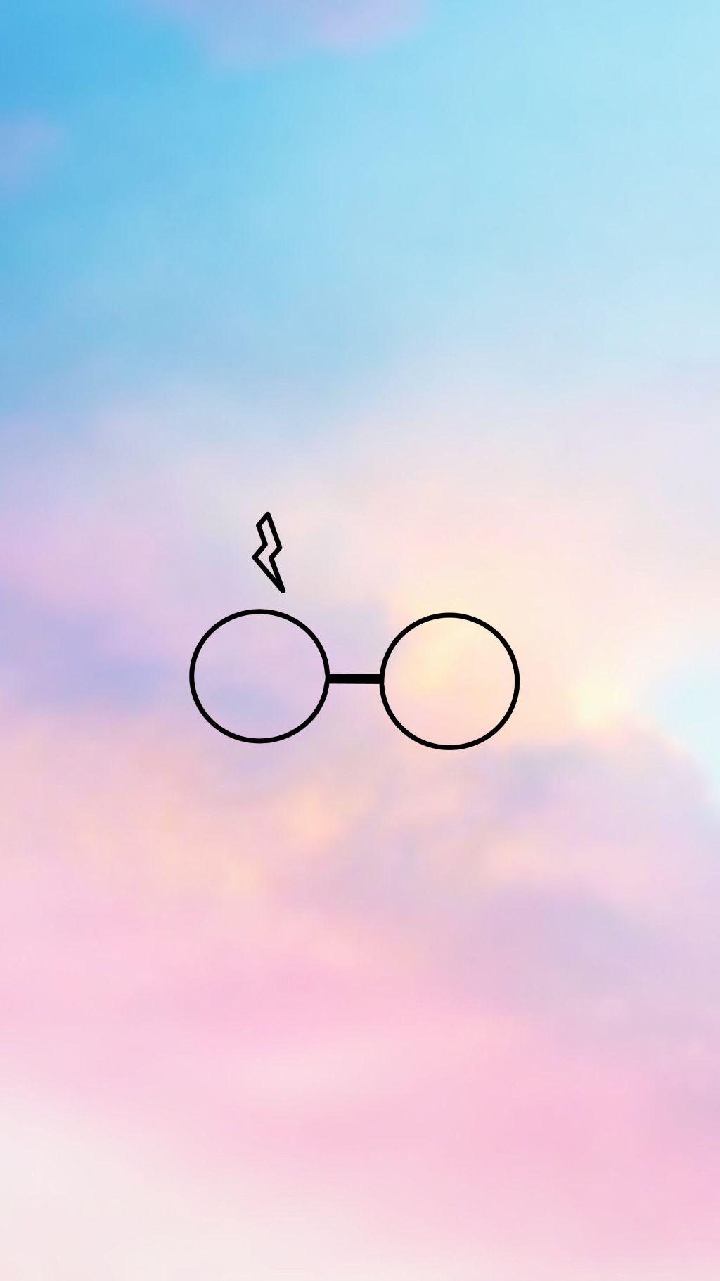 #freetoedit #wallpaper #lockscreen #tumblr #harrypotter - Lock Screen Harry Potter - HD Wallpaper