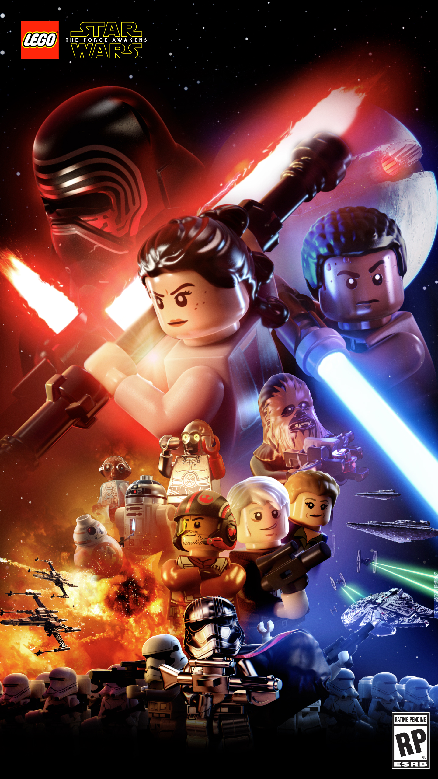 Lego Star Wars Wallpapers Widescreen On Hd Wallpaper Lego Star Wars Wallpaper Phone 1440x2560 Wallpaper Teahub Io