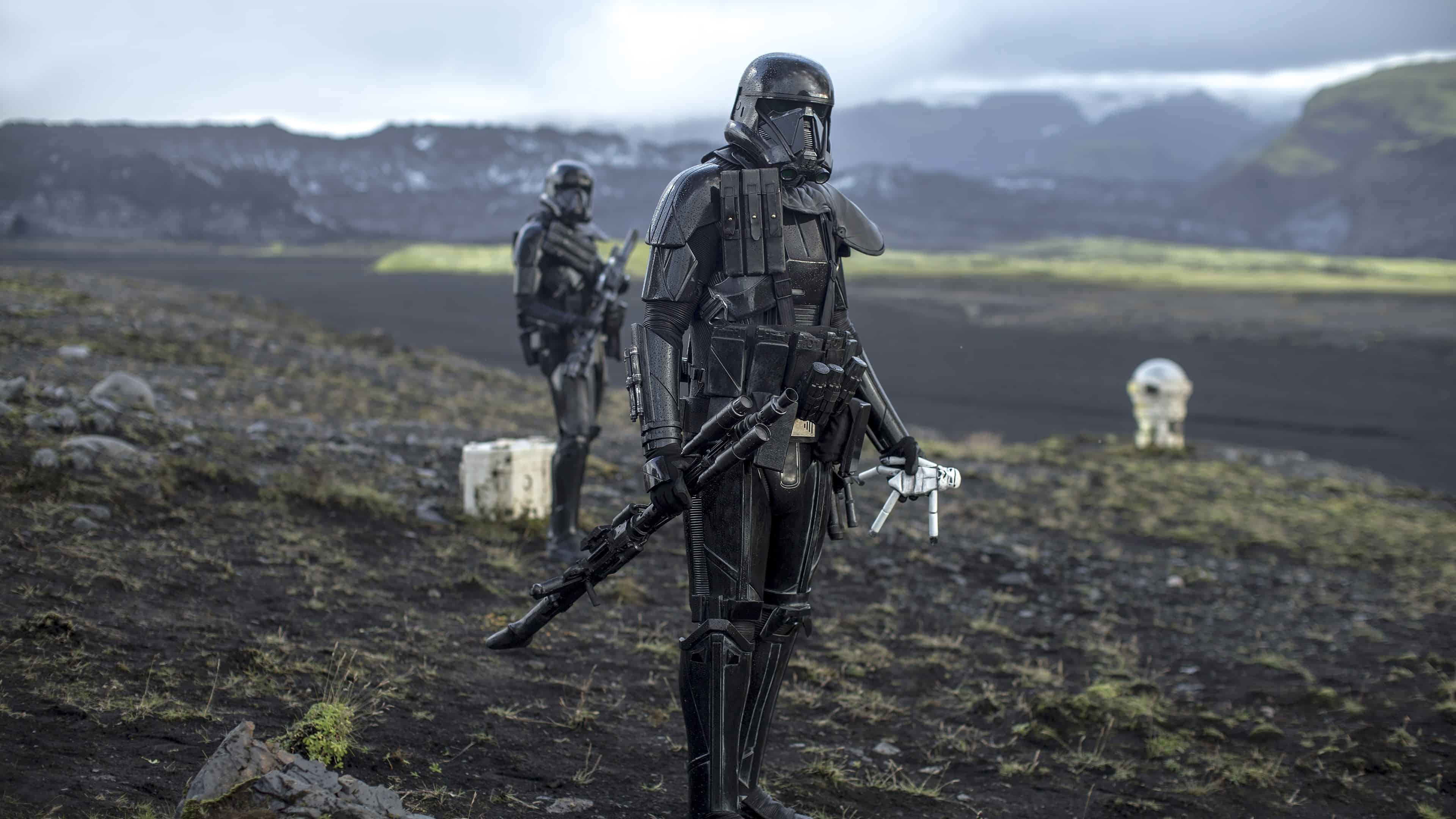 Rogue One A Star Wars Story Trooper Uhd 4k Wallpaper Stormtrooper Star Wars Wallpaper 4k 3840x2160 Wallpaper Teahub Io
