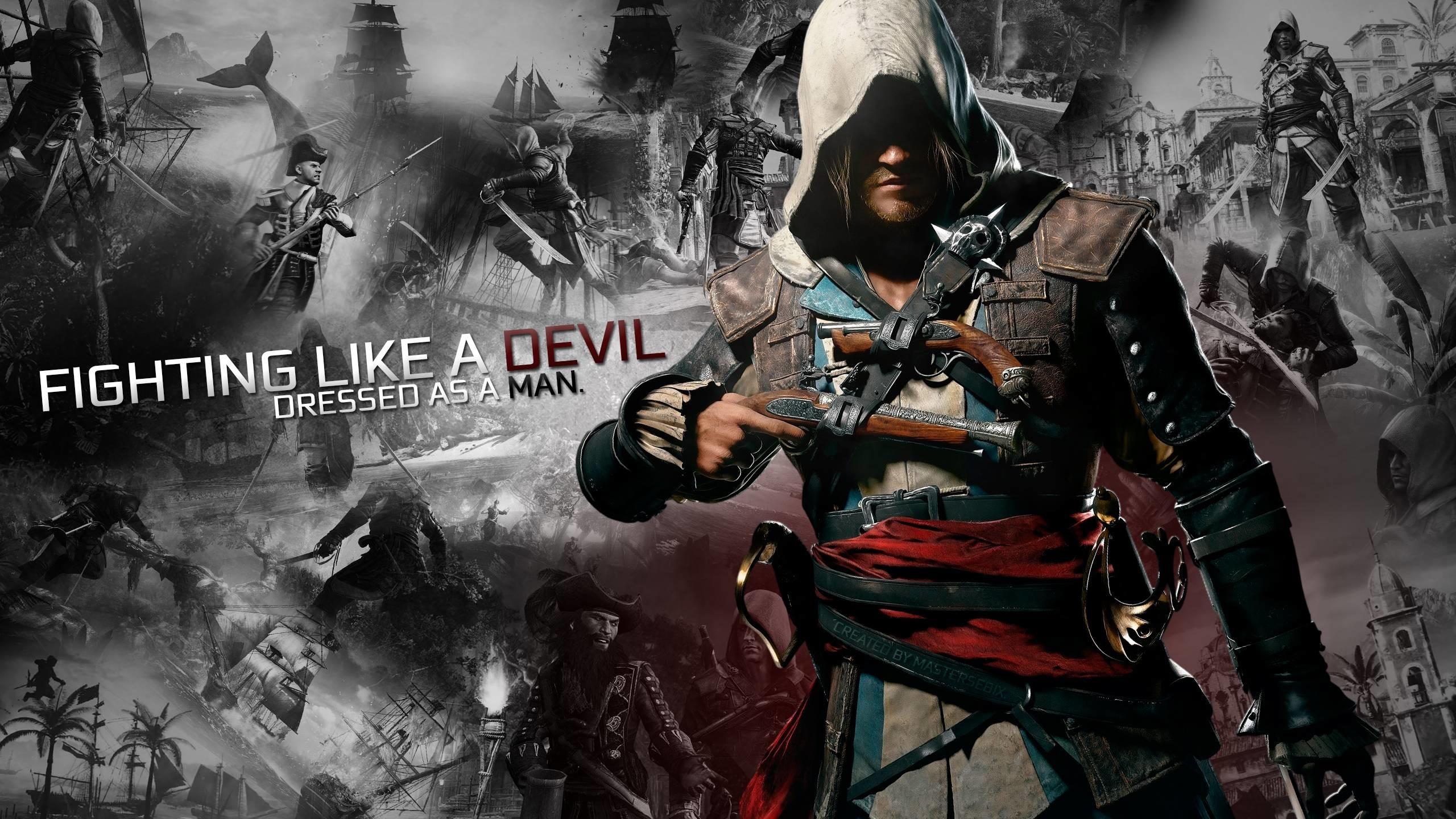 Assassins Creed 4 Black Flag Wallpaper In Hd Data Assassin S