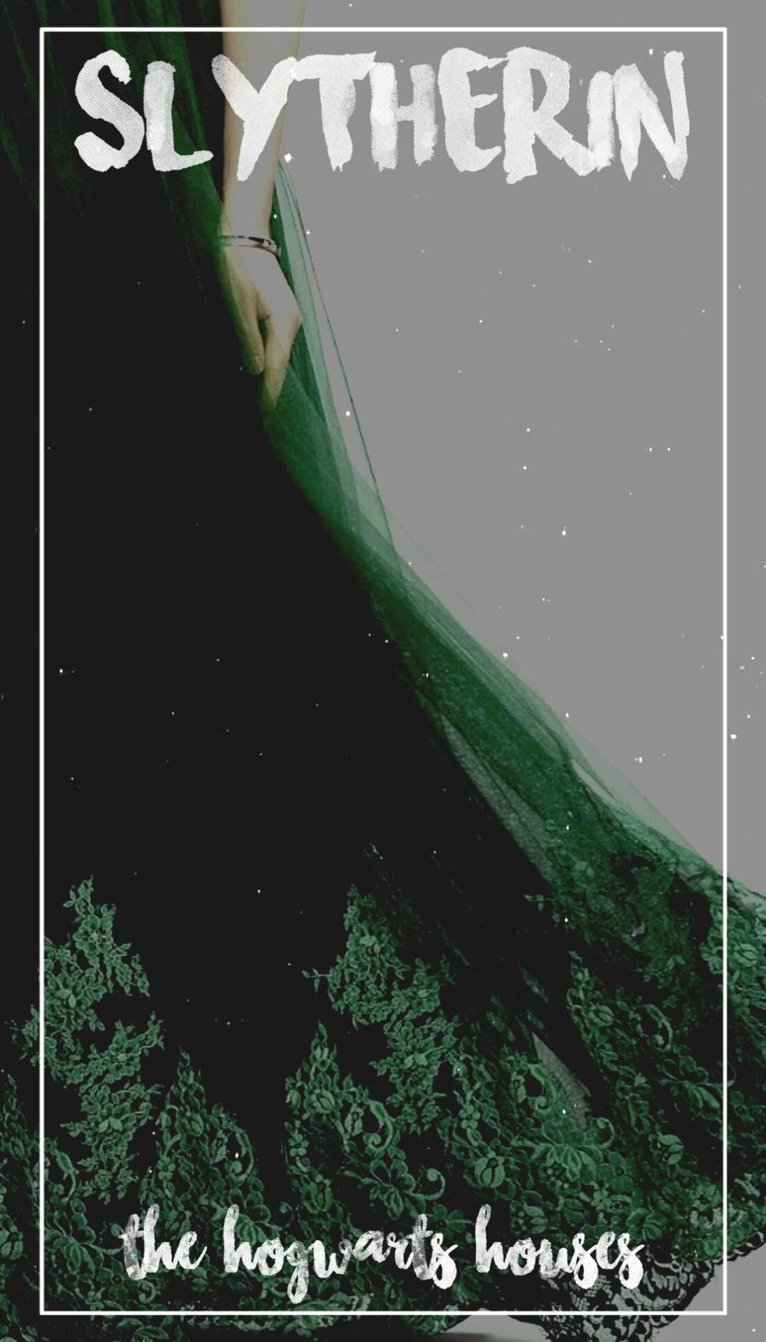 1096x1920, Harry Potter Series Lockscreen Slytherin - Poster - HD Wallpaper