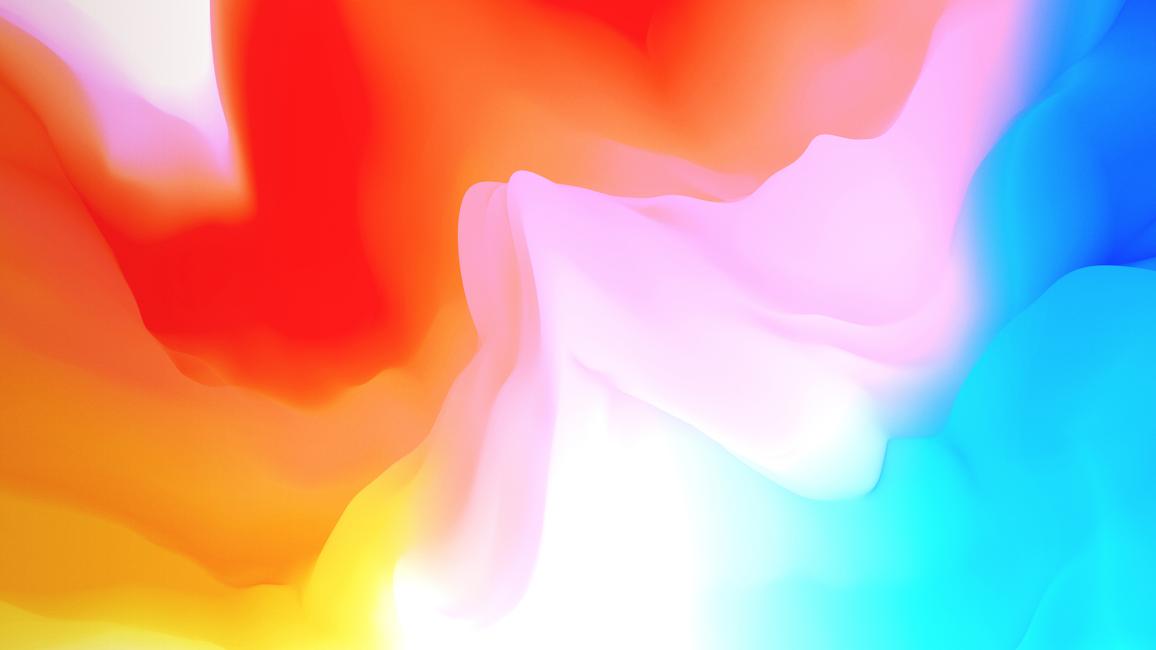 Abstract, Colorful, Oneplus 6, Stock, Wallpaper - Abstract Color Wallpaper 4k - HD Wallpaper