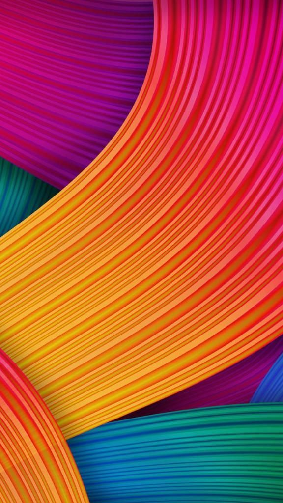 Abstract Iphone Wallpaper 4k - HD Wallpaper