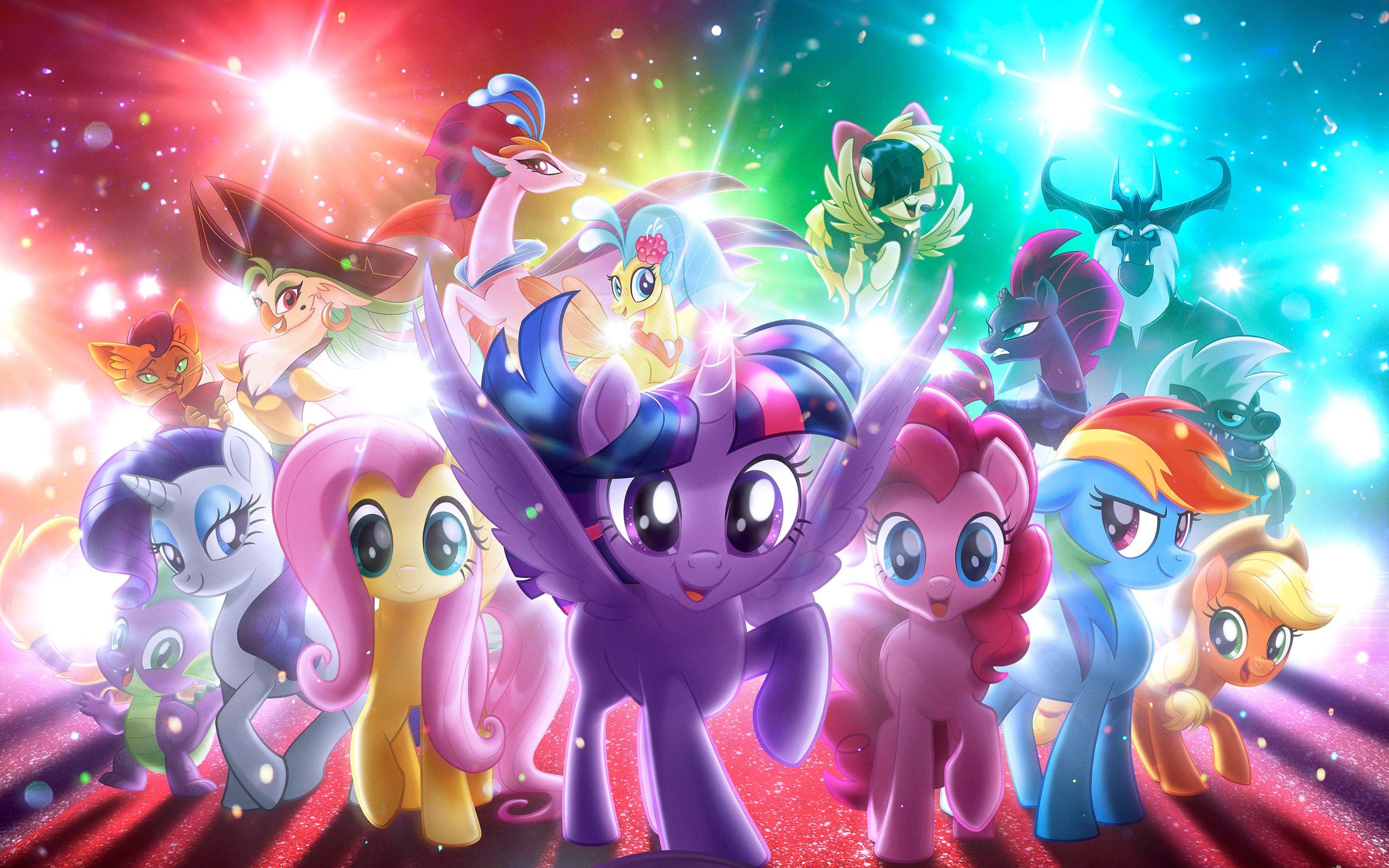 My Little Pony Wallpaper Hd - HD Wallpaper