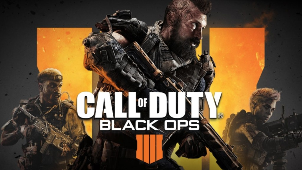 Call Of Duty Black Ops 4 Hd - HD Wallpaper