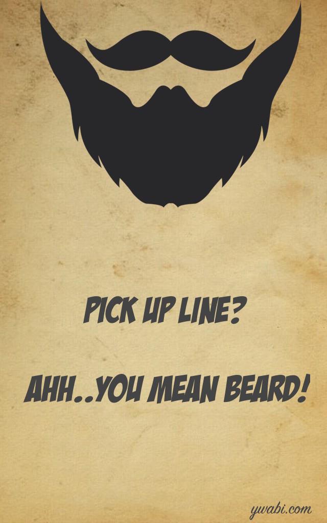 Beard Quotes - HD Wallpaper