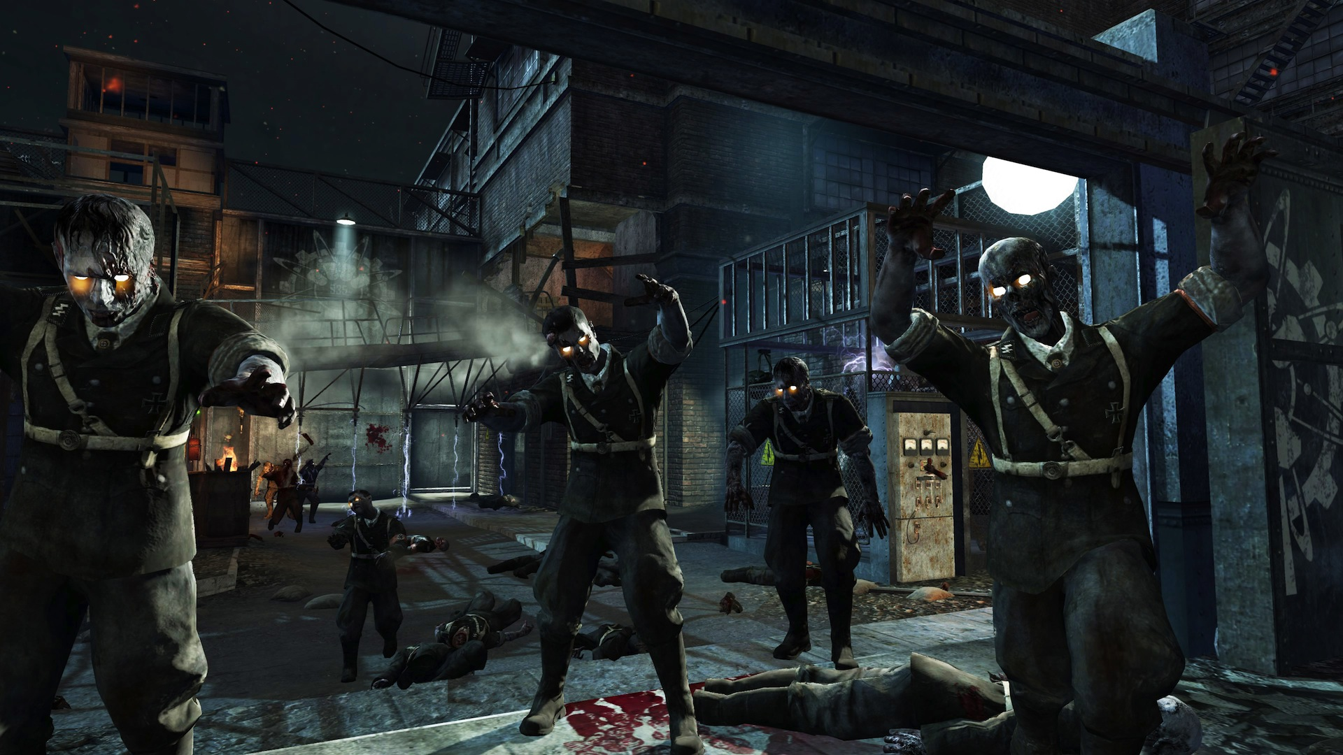 Black Ops 1 Zombie Maps