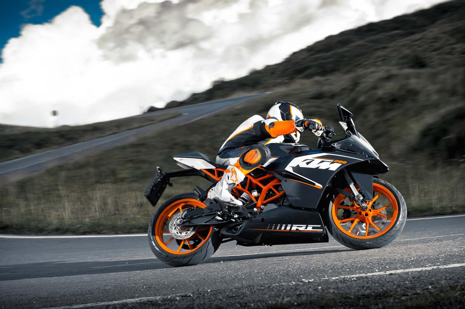 Ktm Rc 200 New Ktm Rc 200 Modified Bike 1600x1064 Wallpaper Teahub Io