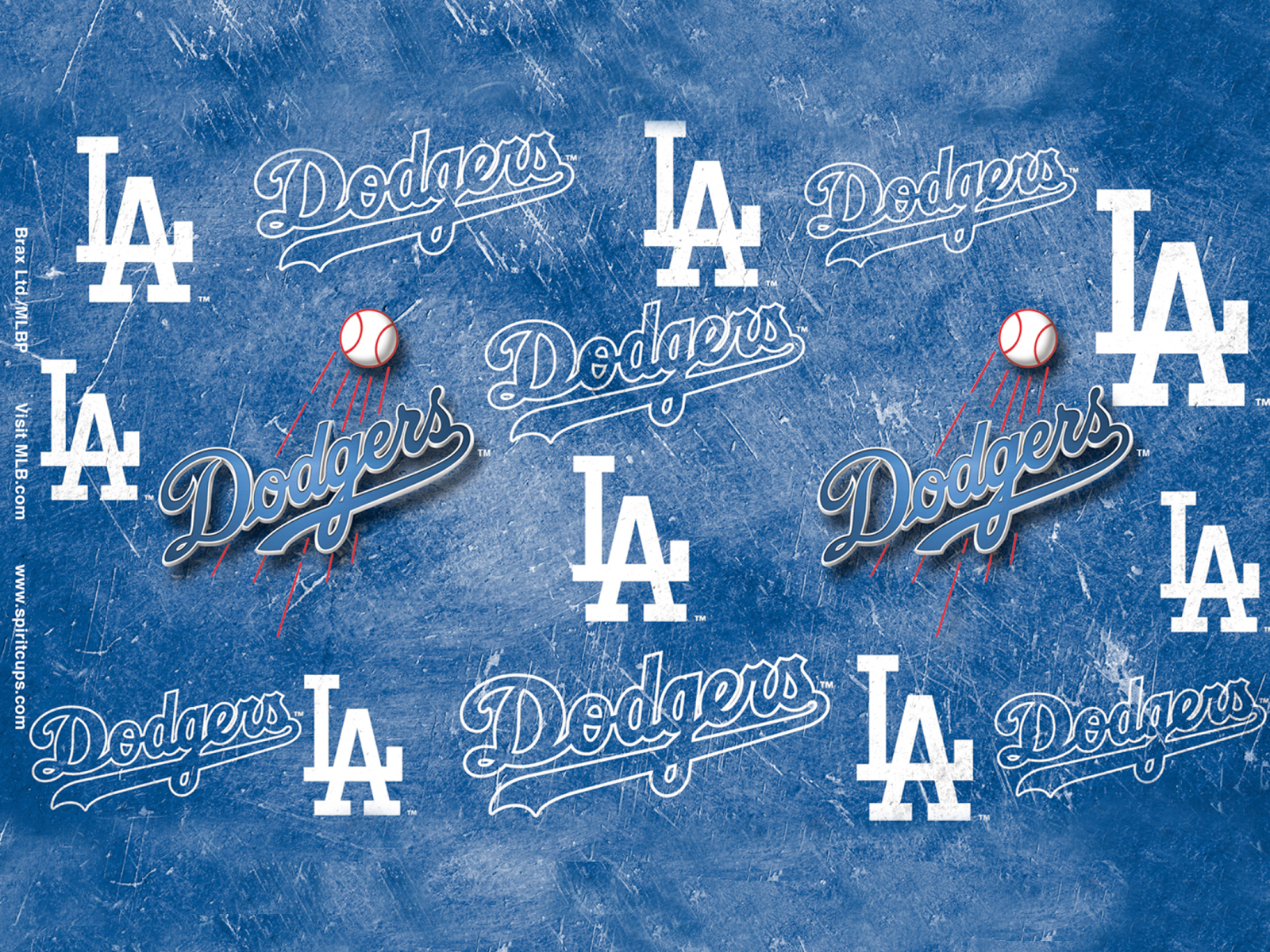 Los Angeles Dodgers Baseball Wallpaper Dodgers Wallpaper Los Angeles Dodgers Background 1600x1200 Wallpaper Teahub Io