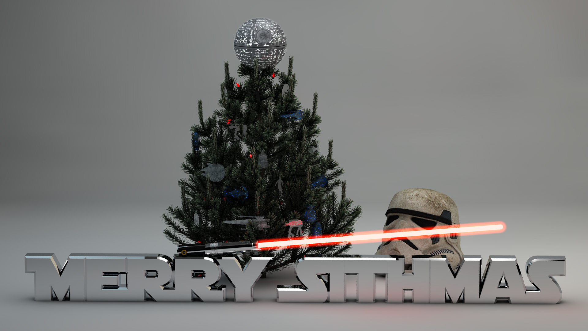 Star Wars Christmas Background 1920x1080 Wallpaper Teahub Io