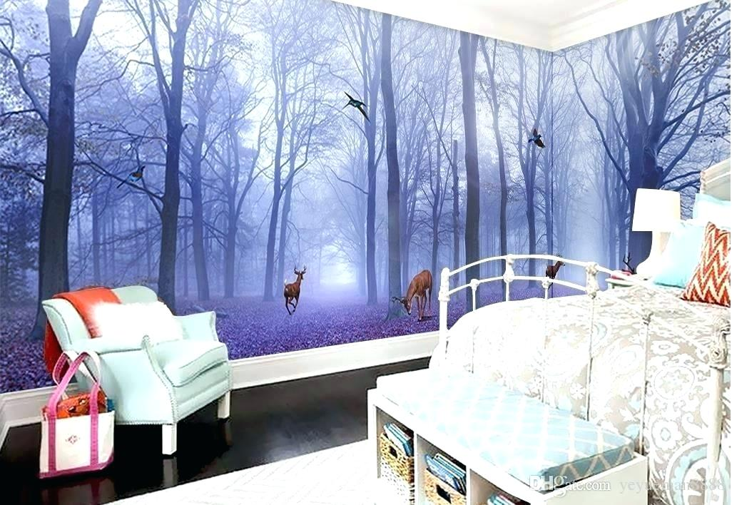 Wallpapers For Houses Wallpaper For Houses Wall Bedroom - Bench For End Of Bed Girls Room - HD Wallpaper