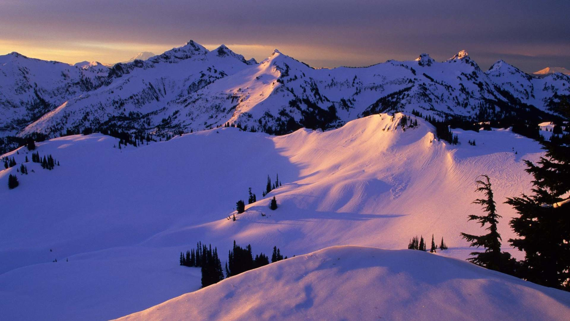 High Resolution Snowy Mountains Wallpapers Mountain Wallpaper Snow 1920x1080 Wallpaper Teahub Io
