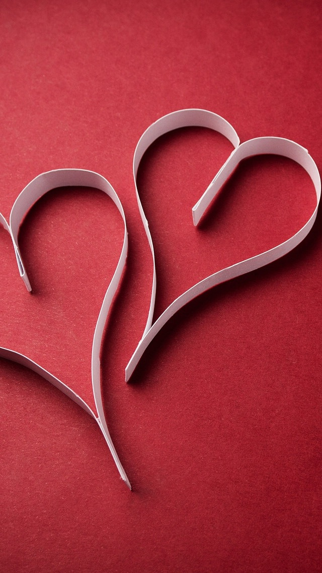 Wallpapers For Iphone 5 Love Category 640×1136 - Love Heart Wallpapers Hd For Mobile - HD Wallpaper