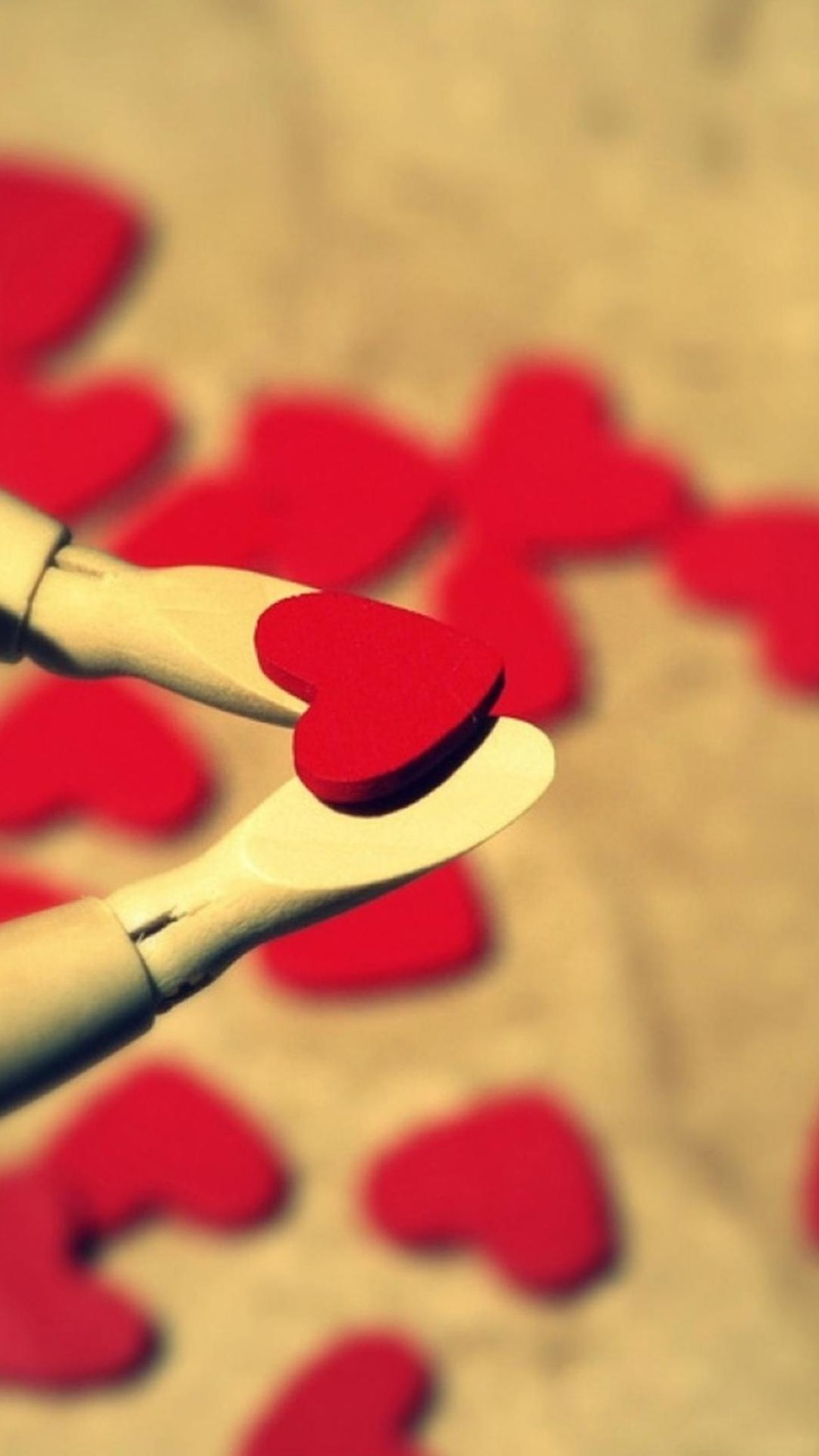 Love Heart Hd Wallpaper For Mobile - Best Love Wallpaper Hd For Mobile - HD Wallpaper