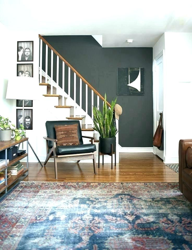 Wall Designs For Living Room Wooden Wall Designs Living - Mid Century Rug Ideas - HD Wallpaper