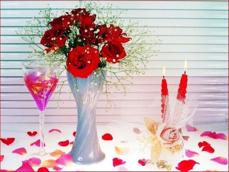 Love Wallpaper For Android - Beautiful Eid Mubarak Cards - HD Wallpaper
