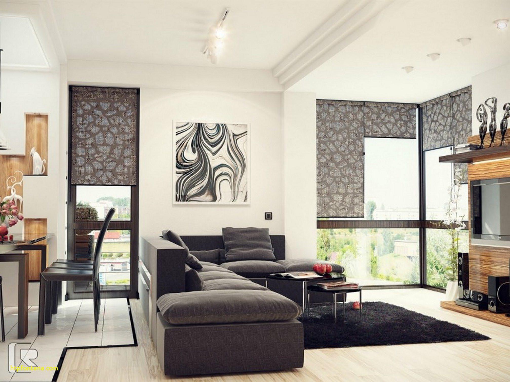 Modern Style Easy Living Room Design - HD Wallpaper