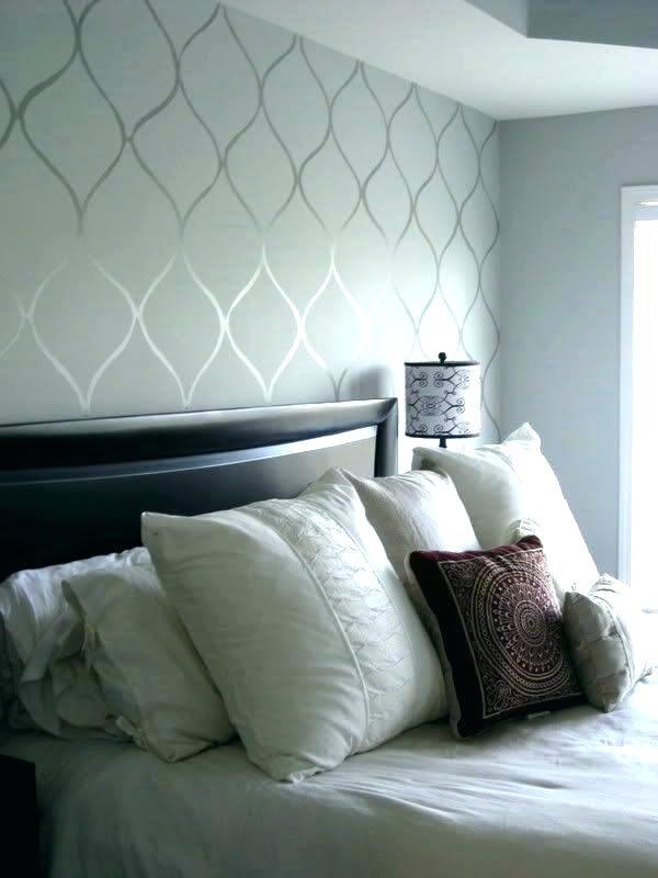 Living Room Feature Wallpaper Ideas Feature Wall Living - Modern Bedroom Wallpaper Design - HD Wallpaper