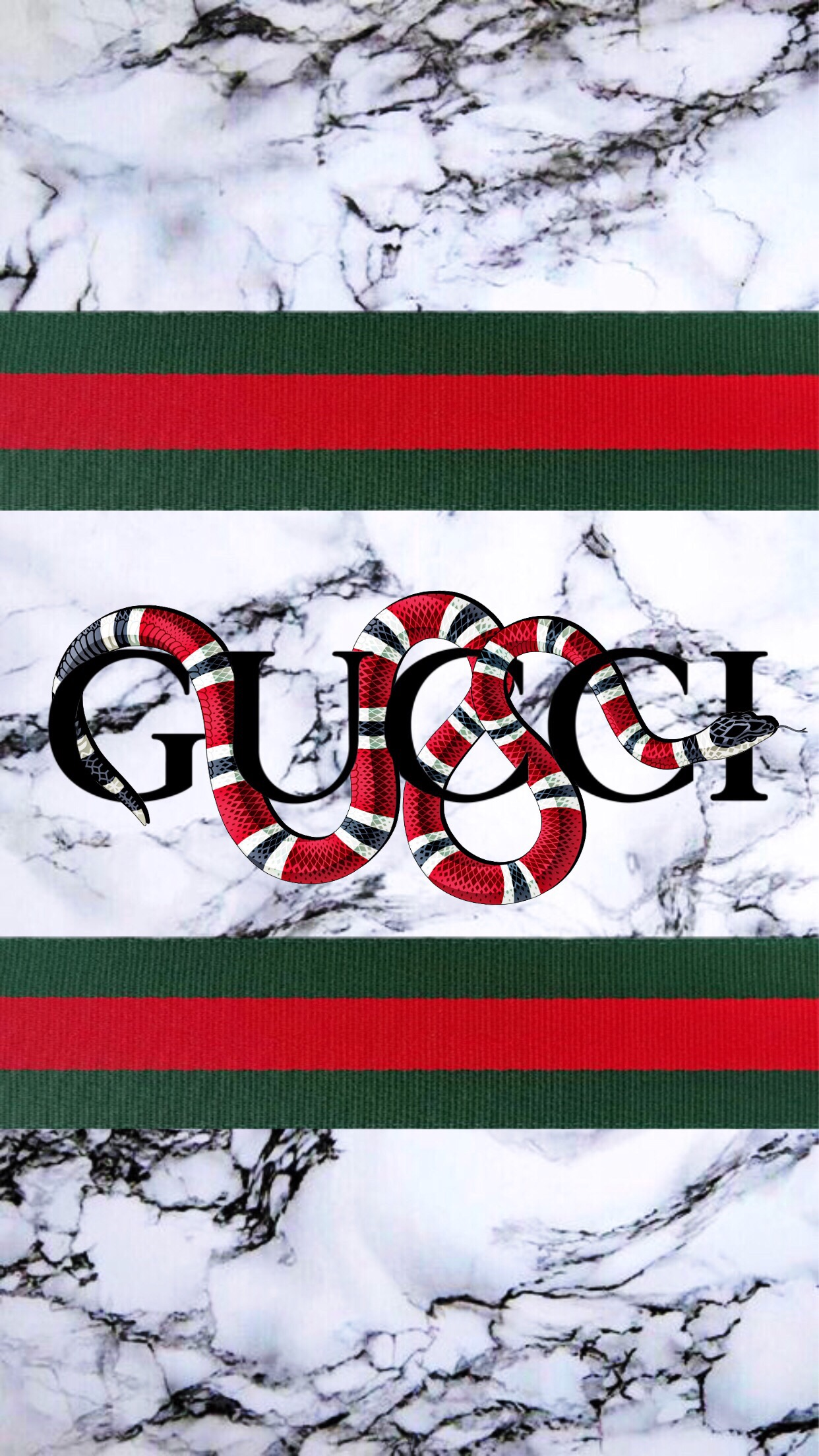 Freetoedit Gucci Wallpaper Marble Snake Hopeulikeit Lock Screen Marble Wallpaper Iphone 1242x2208 Wallpaper Teahub Io