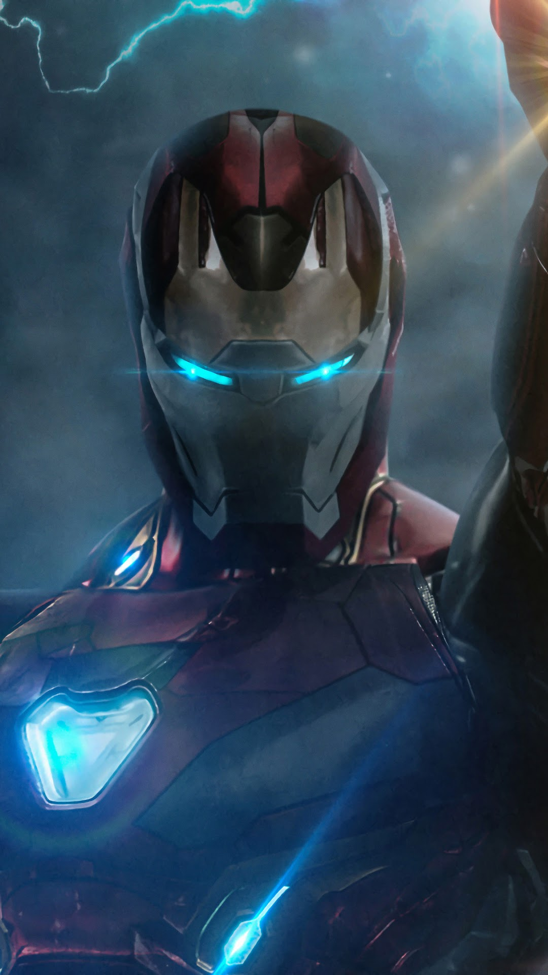 Iron Man, Infinity Stones, Avengers - Iphone 11 Pro Max - HD Wallpaper