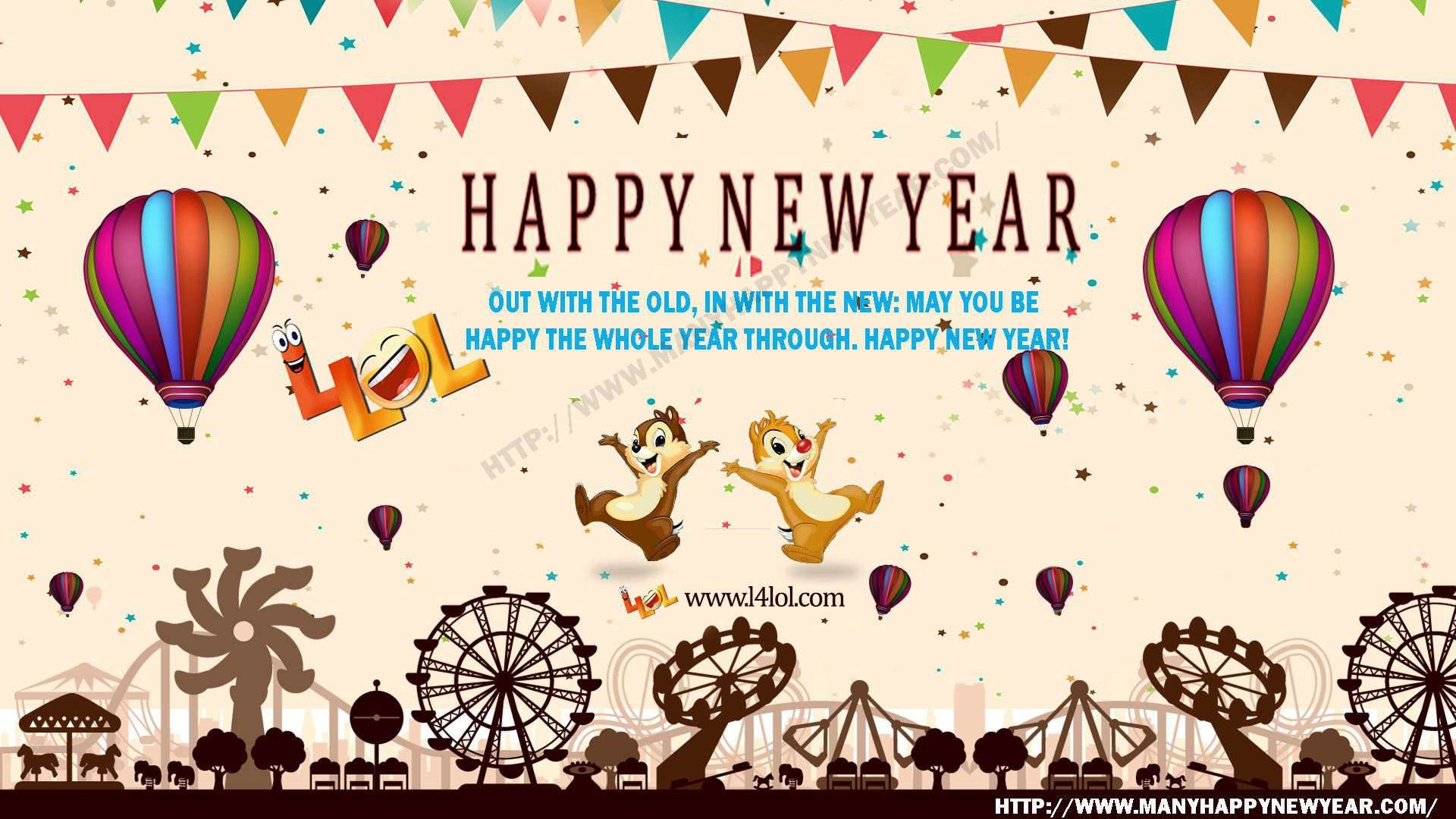 Happy New Year 2018 Hd Pictures Images Wallpapers Graphics - Happy Chinese New Year 2018 - HD Wallpaper