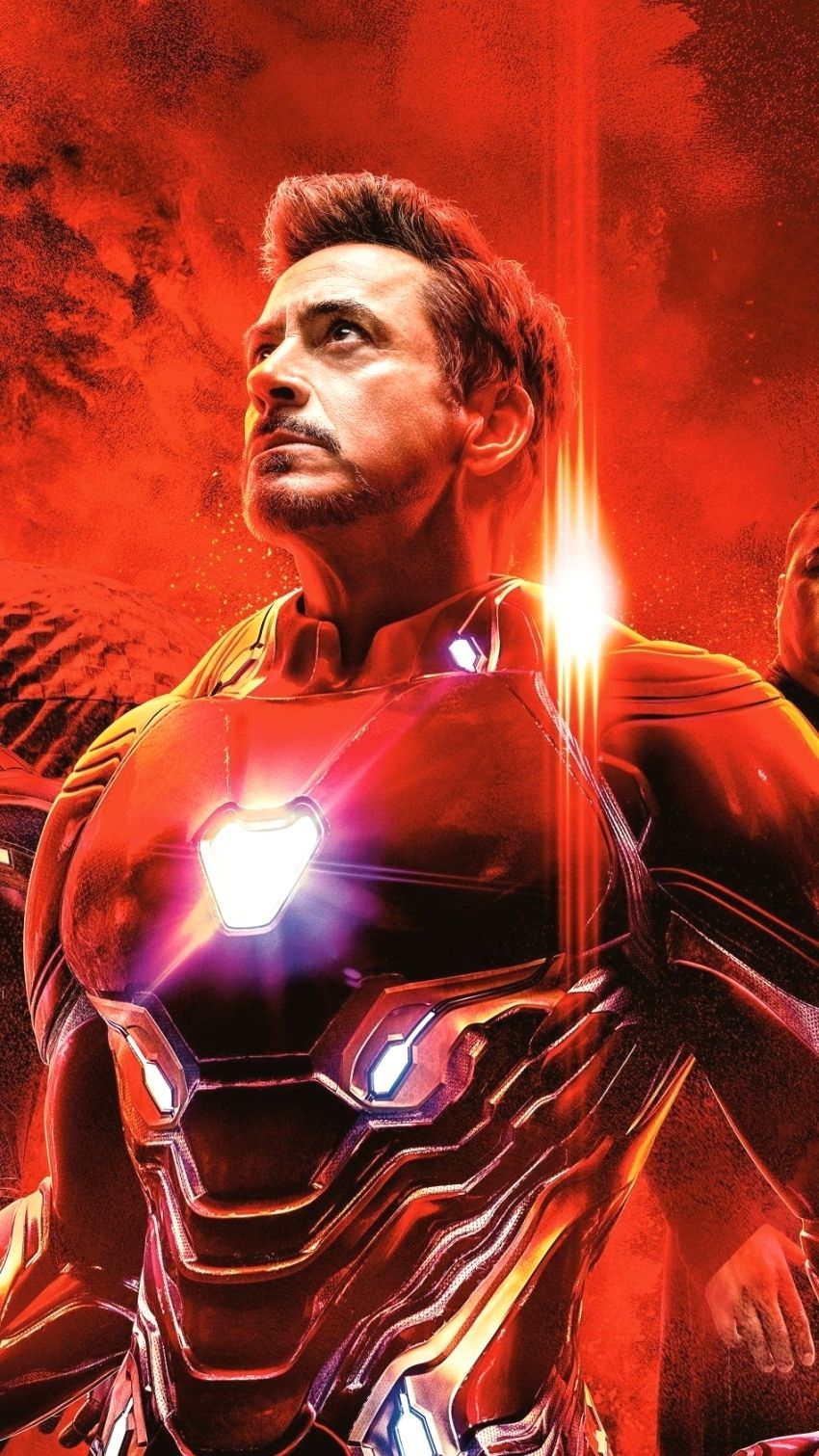 Iron Man In Avengers Endgame 4k Ultra Hd Mobile Wallpaper Endgame Wallpaper Iron Man Endgame 850x1511 Wallpaper Teahub Io