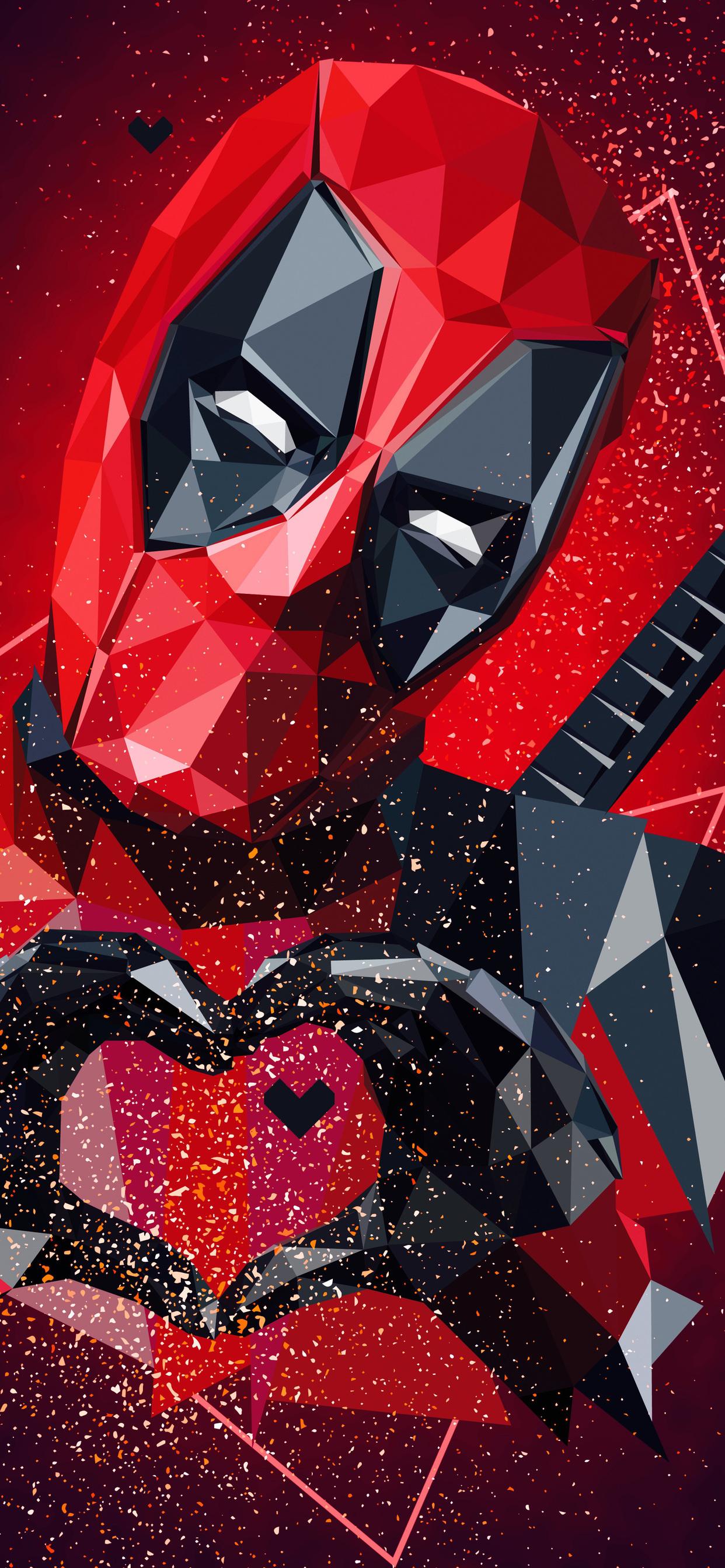 Deadpool Digital Art 4k Iphone Xs Max Hd 4k Deadpool Wallpaper 4k For Mobile 1242x2688 Wallpaper Teahub Io