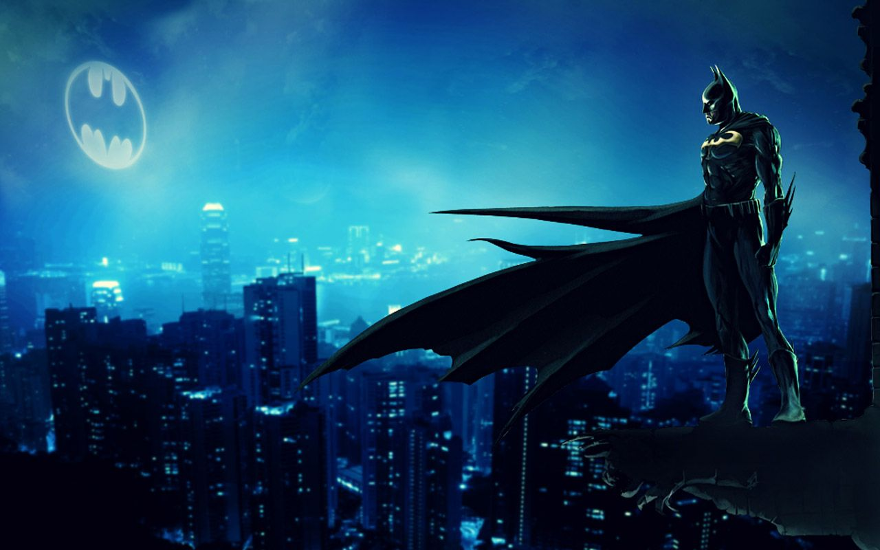 Ultra Hd 4k Batman 1280x800 Wallpaper Teahub Io
