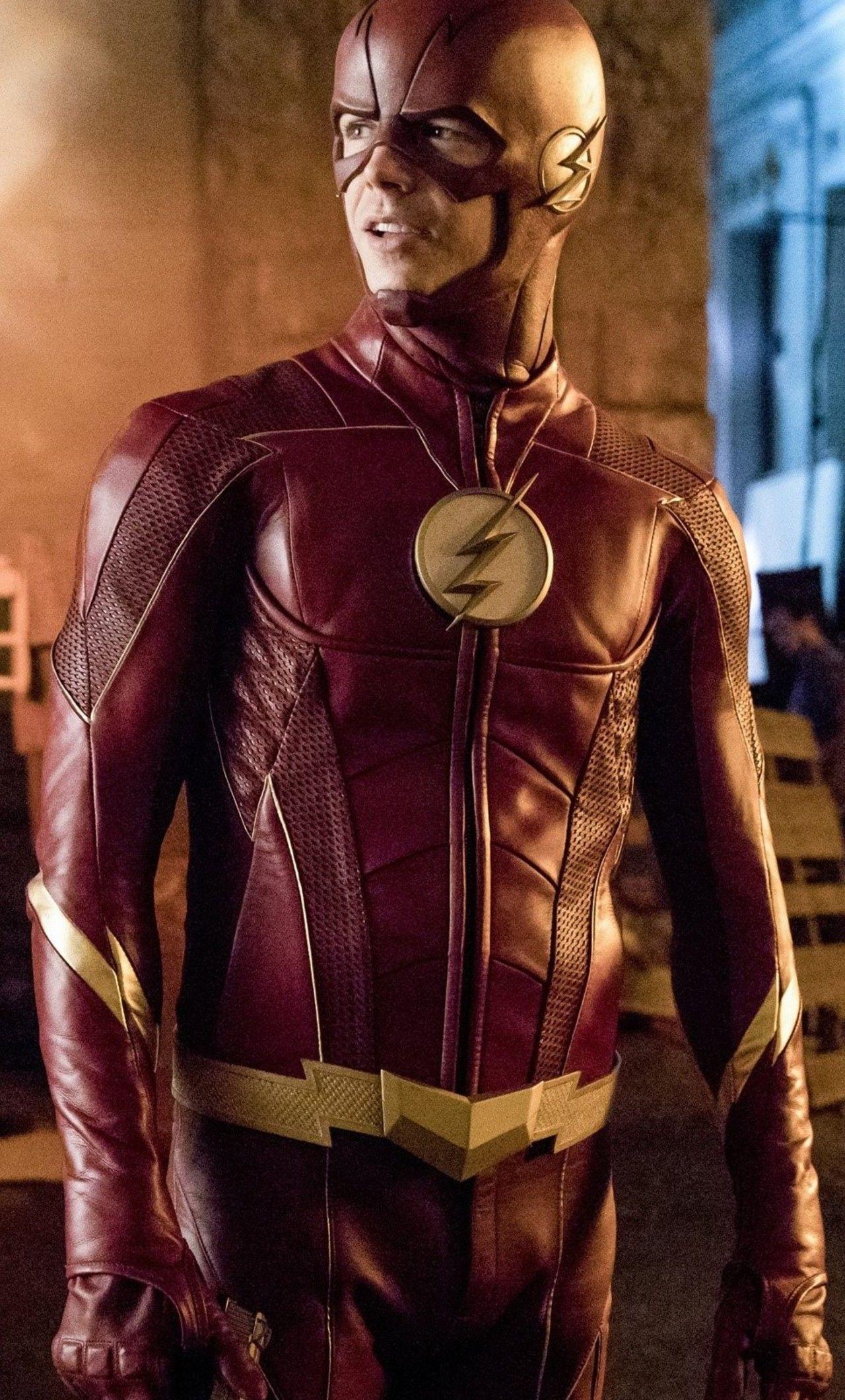 Barry Allen As Flash In The Flash Season 4 2017 Iphone Flash Season 6 Suit 1280x2120 Wallpaper Teahub Io