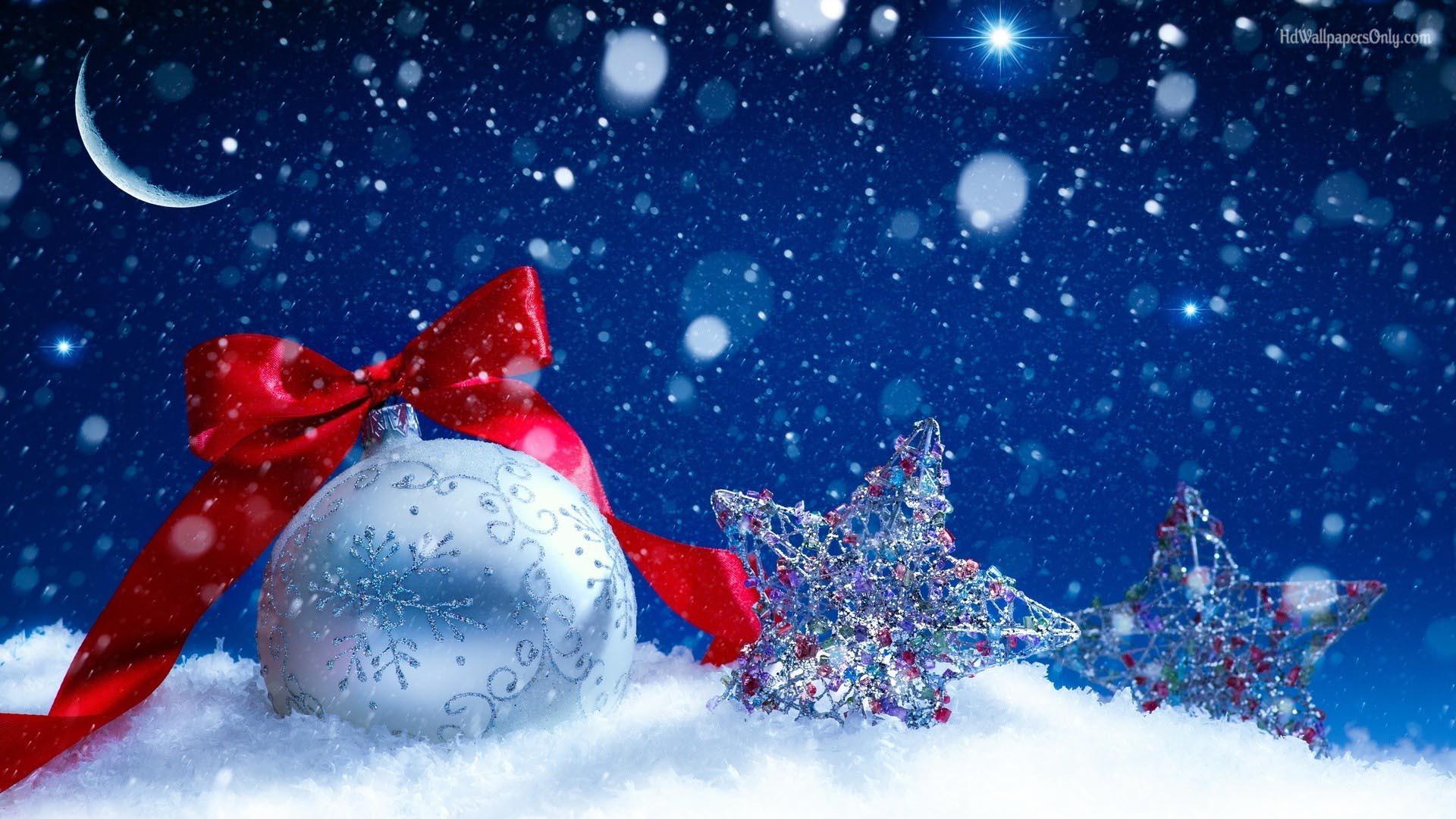 Winter Christmas Wallpapers 1080p On Hd Wallpaper - Winter ...