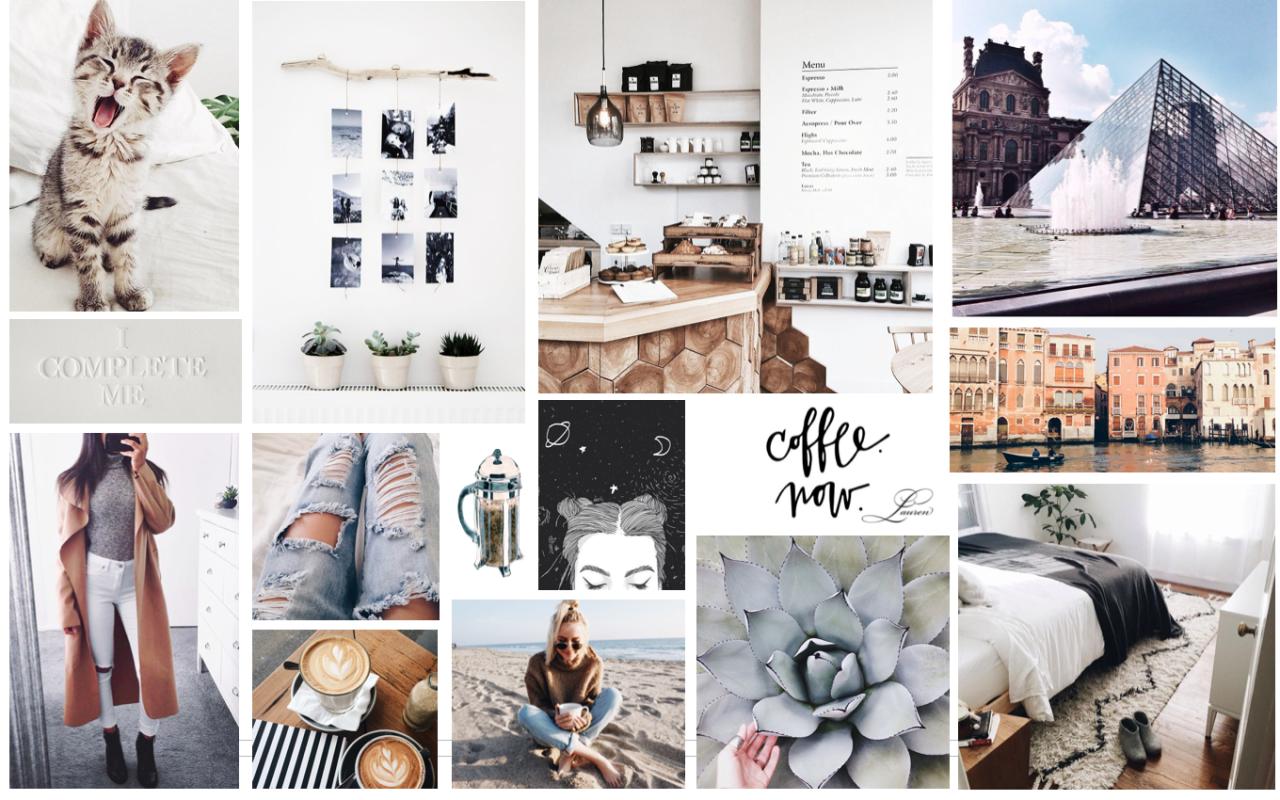 Macbook Wallpaper Tumblr Collage 1280x800 Wallpaper Teahub Io