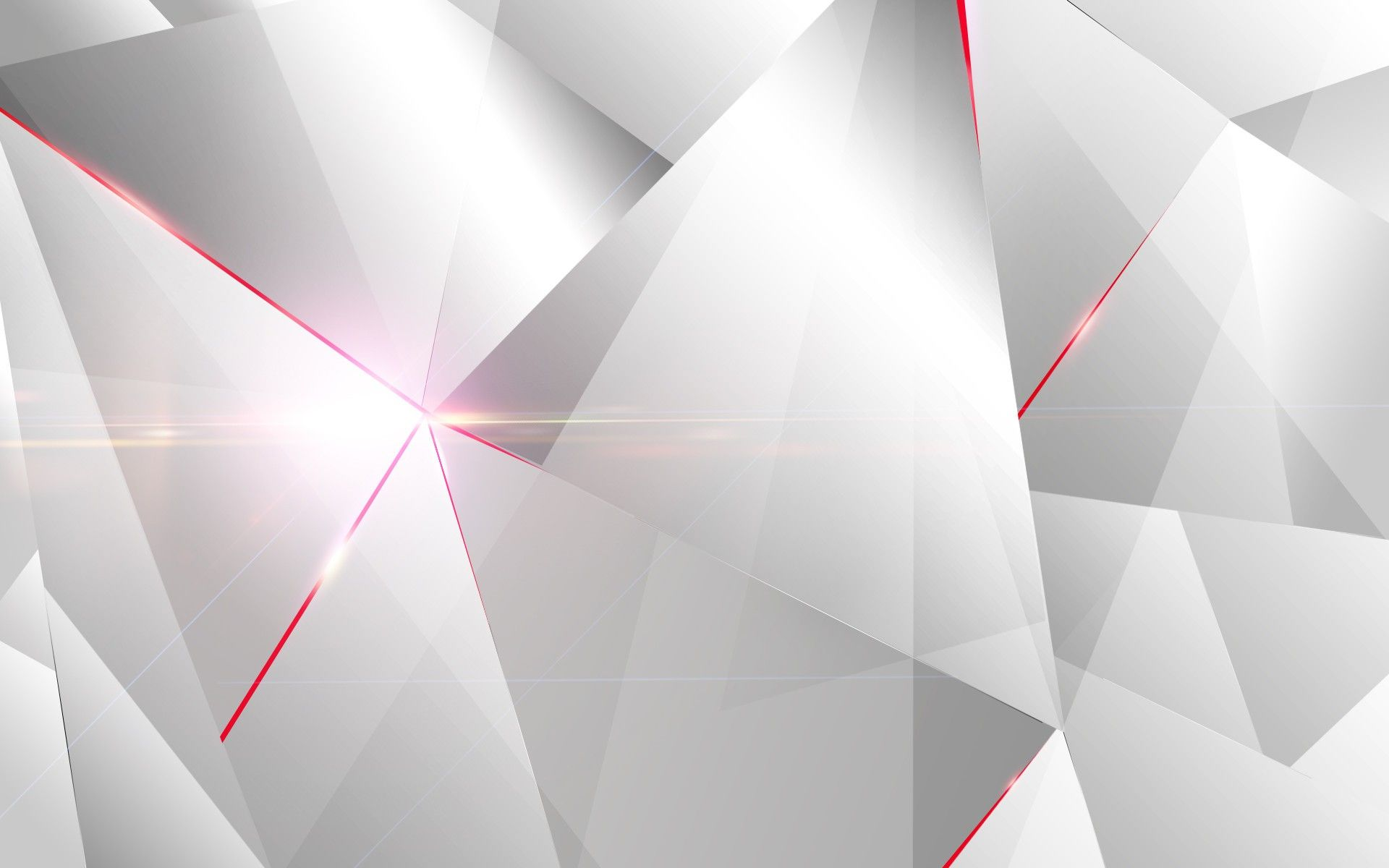 Black And White Geometric Wallpaper White And Red Shards 1920x1200 Wallpaper Teahub Io