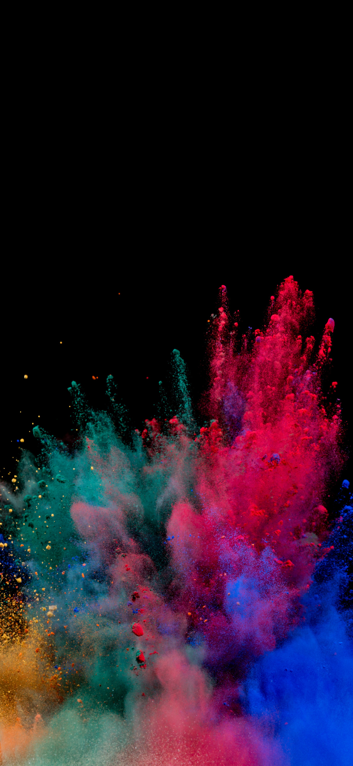 Colors, Blast, Explosion, Colorful, Wallpaper - Colorful Iphone - HD Wallpaper