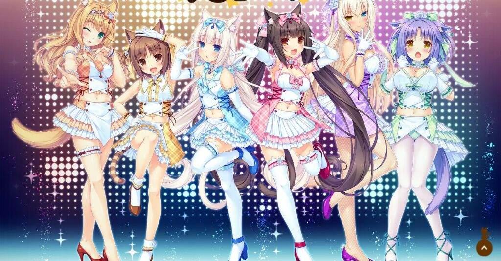 User Uploaded Image - Six Friends Girls Anime - HD Wallpaper