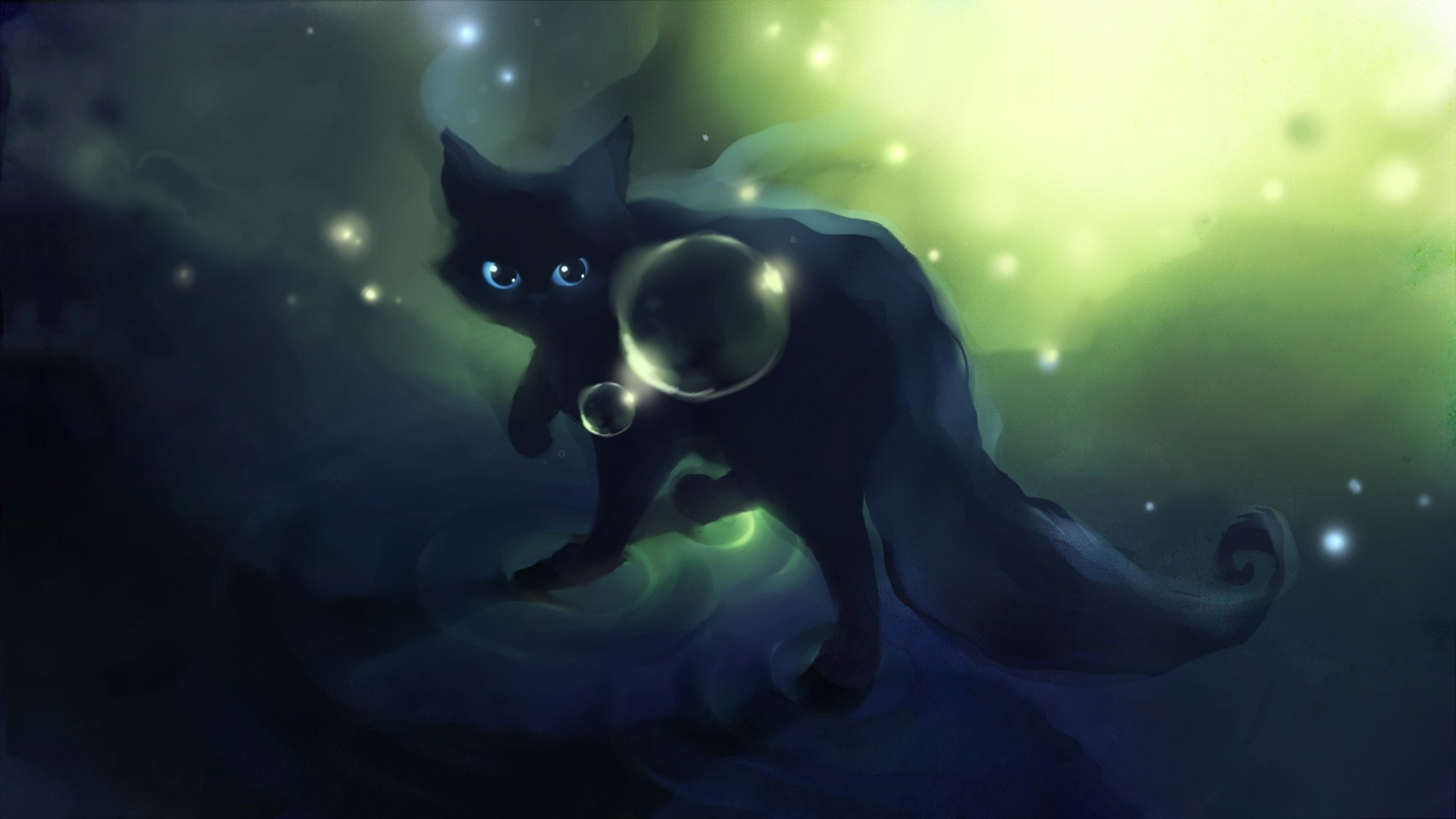 59 599715 anime black cat wallpaper desktop wallpapers hd images