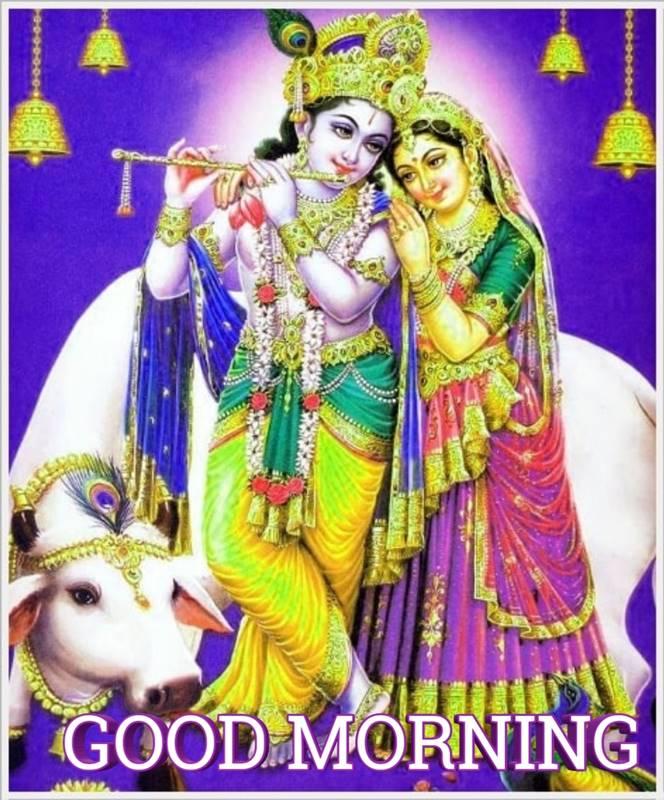 Radha Krishna - HD Wallpaper
