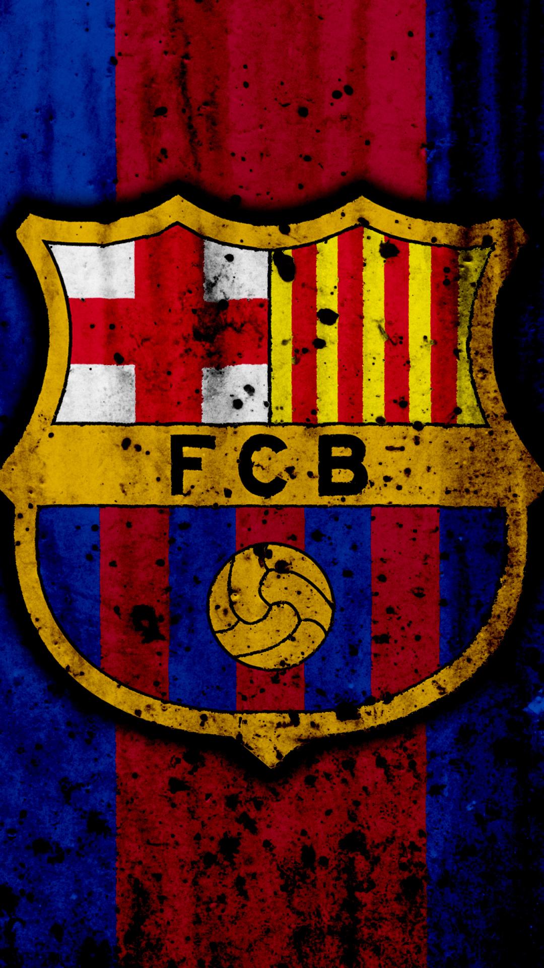 Fc Barcelona 1080x1920 Wallpaper Teahub Io
